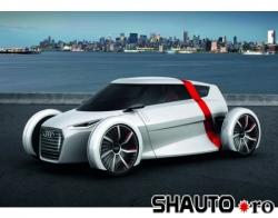 Audi Urban Concept: 999 exemplare de serie in 2013