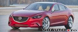 Mazda TAKERI prezentat in premiera in Europa la Salonul Auto de la Geneva 2012